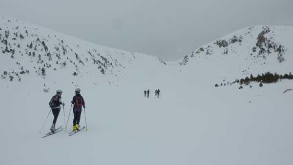 sortides esqui de muntanya
