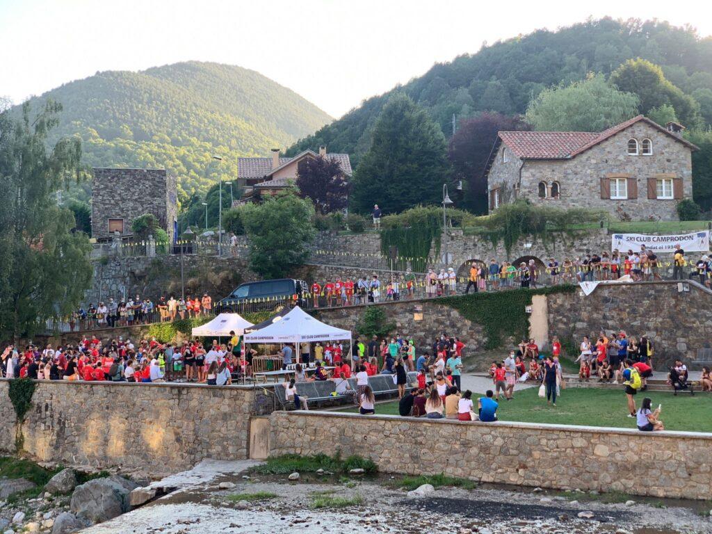 classificacions de la cursa popular Vall de Camprodon 2021